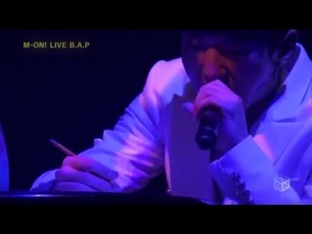 Best Bang Yong Guk Daehyun Performance of I Remember B A P