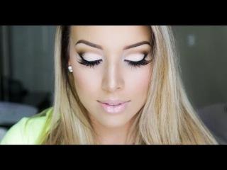 Cut Crease Tutorial: My Everyday Eye Makeup!