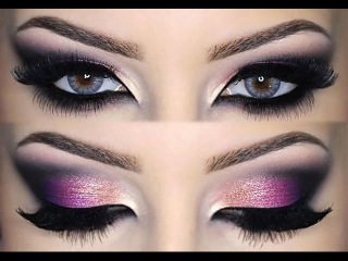 ♡ Fuchsia Make Up Tutorial | Melissa Samways ♡