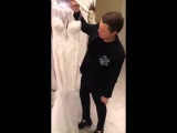 LIVE from the Pnina Tornai boutique Terry Hall, Fashion Director - is on Periscope!