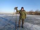 Электроледобур своими руками ! Максимум кайфа на зимней рыбалке!