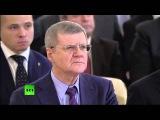 Путин рассказал Чайке о борьбе с коррупцией