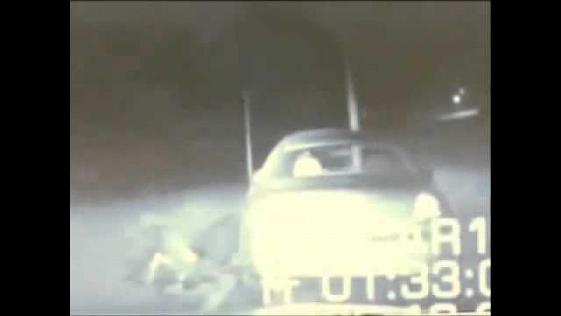 Убийство человека пришельцами Сожжение полицейского