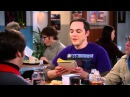 The Big Bang Theory - Sheldon laughs on a Physics joke
