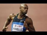 Asafa Powell - Spint Team