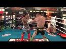 Sparring Dzhabar Askerov vs Saenchai Sinbi Muay Thai
