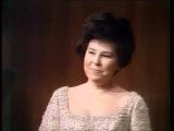 Leonard Bernstein &amp Christa Ludwig - Rheinlegendchen, aus Mahler Des Knaben Wunderhorn 1967