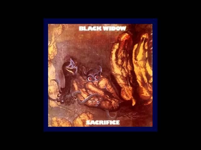 Black Widow Sacrifice 1970