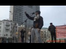 Бенес Айо жжёт в Донецке. 29.03.2014