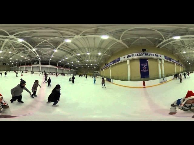 IceLand in Saint Petersburg Strelna 360°