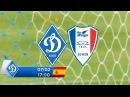 LIVE ( неділя, 17:00 ) : «Динамо» Київ - «Сувон Самсунг» Блу Вінгз.