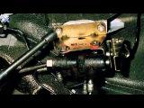 Снятие регулятора давления задних тормозов ВАЗ 2110,2111,2112