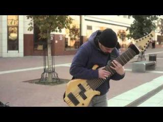 12 струнная бас гитара, которая может заменить целый оркестр