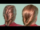 Фото прически хвосты на длинные волосы фото7