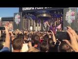 Europa Plus Live 2015 Группа Пицца - Оружие