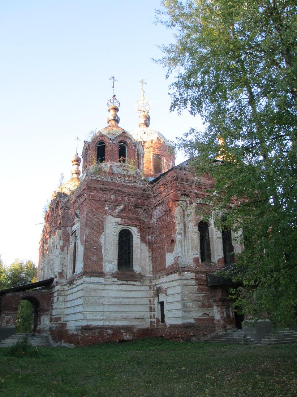 Рдейский монастырь.
