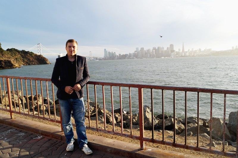 Поездка в Сан-Франциско