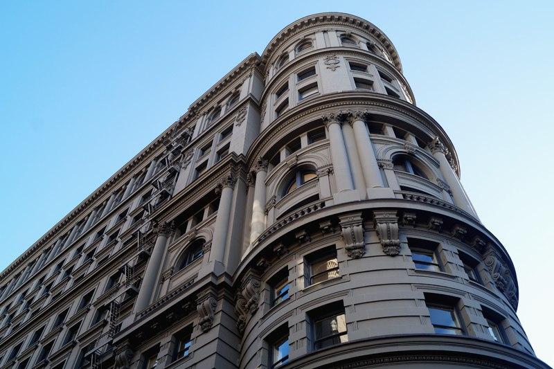 Архитектура в Сан-Франциско