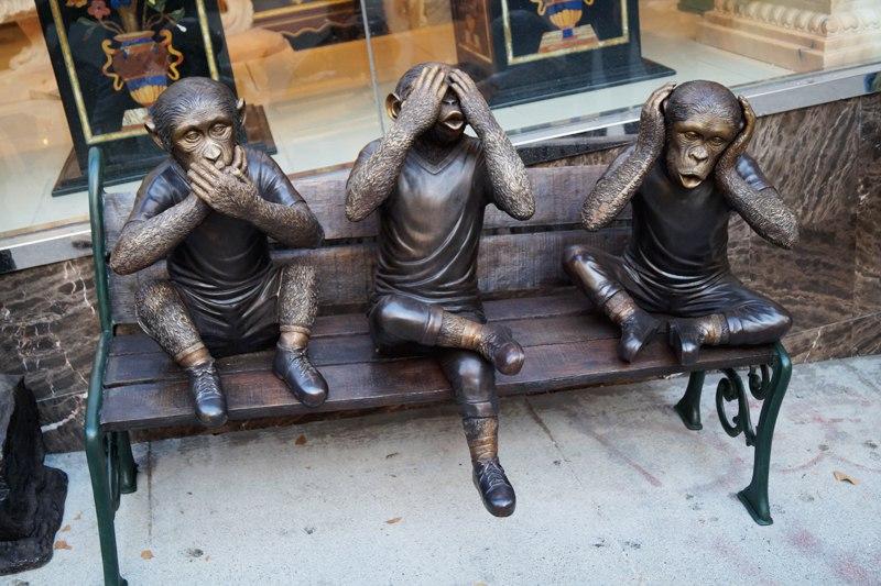 Три обезъяны