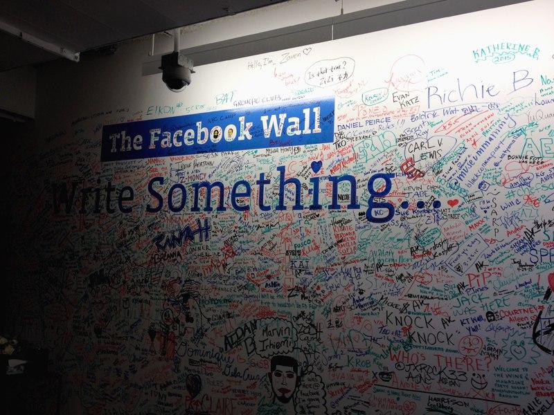 Офис Facebook в Нью-Йорке