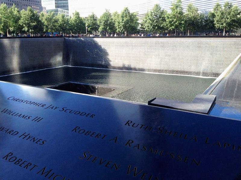 Монумент 9/11