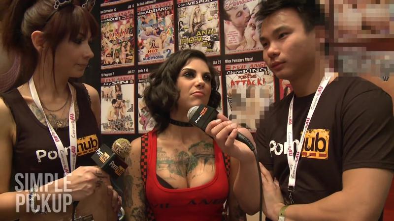 PornHub берут интервью у порнозвезд \ DRUNK TIMES WITH PORNSTARS » Freewka.com - Смотреть онлайн в хорощем качестве