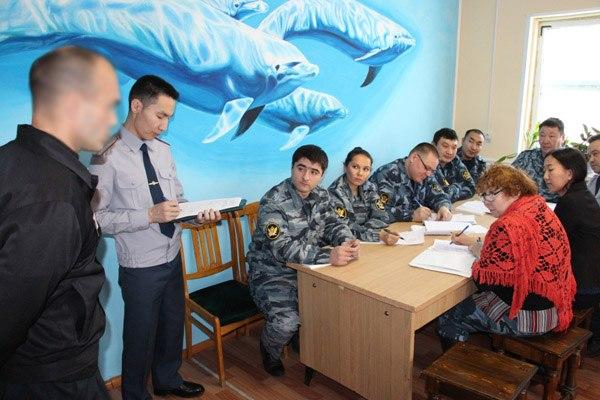 В ИК-1 состоялось заседание комиссии по оценке поведения осужденных