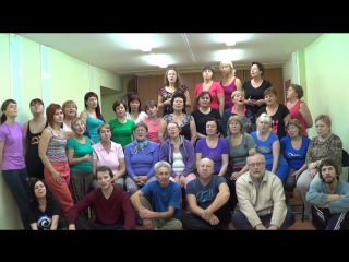 Песня про Россию  Назарово 2015