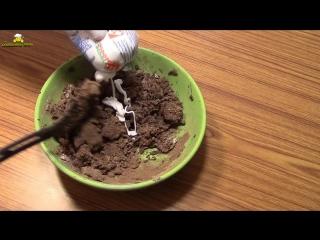 Как сделать конфеты трюфели по Дюкану