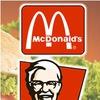 McDonalds/МакДональдс/KFC. Доставка на дом в Уфе