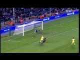 Гол Роналдиньо в ворота «Вильярреала»