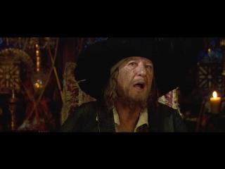 Пираты Карибского моря На странных берегах/Pirates of the Caribbean: On Stranger Tides (2011) О съёмках №4 (украинский язык)
