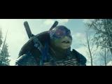 Черепашки-ниндзя / Teenage Mutant Ninja Turtles. Трейлер. (2014)