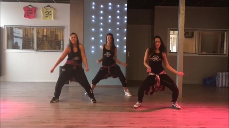 Dasoul - El No Te Da - Easy Fitness Dance Choreography (online-video-cutter.com)