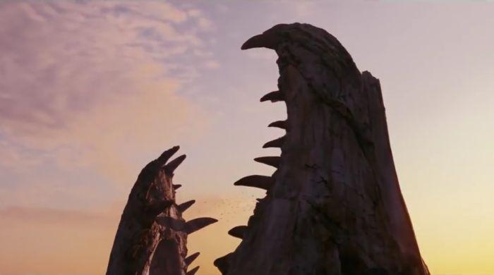 Вышел поэтический трейлер фильма  «Он - дракон»