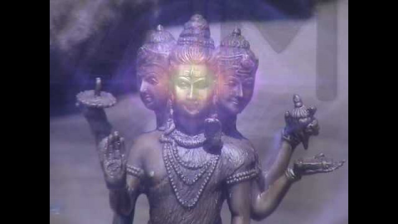 Datta Raksha Mantra chanted by Sri Ganapathy Sachchidananda Swamiji