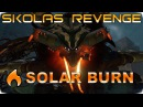 Destiny Prison Of Elders Level 35 Final Boss Fight - HOW TO BEAT SKOLAS EASY SOLAR BURN