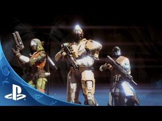 Destiny: The Taken King - Official E3 Reveal Trailer | PS4, PS3