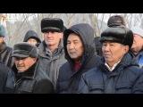 #AzattyqTV: Жолы тозған ауылдың тасаттығы
