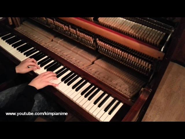 Trust in You - Date a Live II (Season 2) OP {Piano}【 Kimpianime 】[데이트 어 라이브 2기 OP]