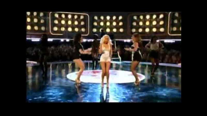 Christina Aguilera - Aint No Other Man (MTV Movie Awards 2006)