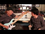 Billy Sheehan Tracking Bass &amp Interview - Warren Huart Produce Like A Pro