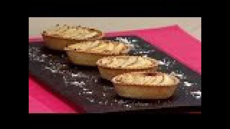 Cocina - Escuela de pastelería: Tartaletas de manzana