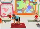 жираф Прыг скок команда - Зарядка для малышей!