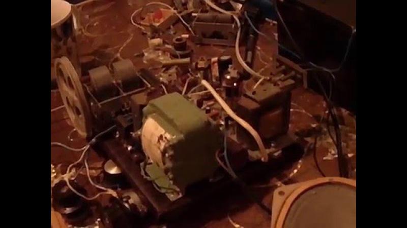 регенератор на 6ж1п и 6ф1п