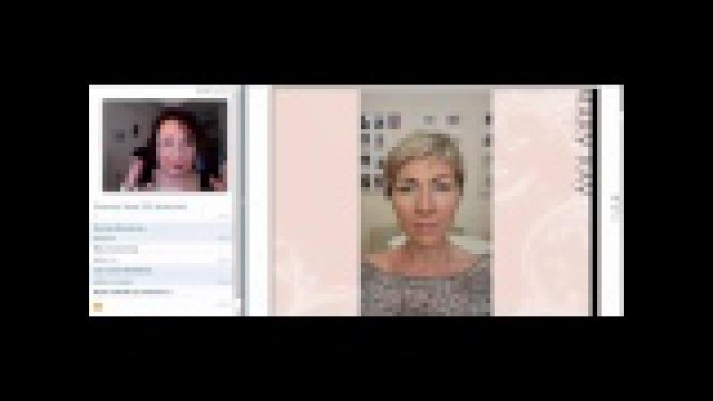 Веб-тренинг Сама себе визажист с Натальей Гранковской.