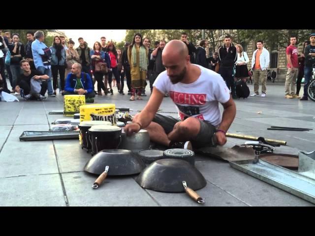 Dario Rossi - full set - Paris République, Sep 10 2015