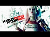 harley quinn hit and run suicide squad