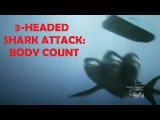 3-Headed Shark Attack Body Count