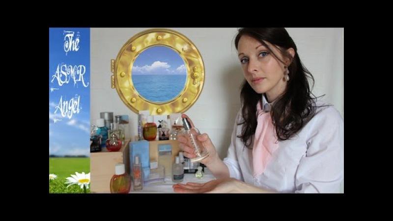 Con Air Cruise - Fragrance Counter (ASMR Perfume Role Play)